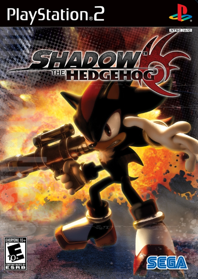 Shadow the Hedgehog, the title that started Sonic's crisis.
